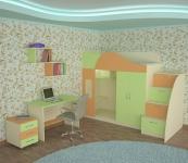 Детская мебель Ступеньки